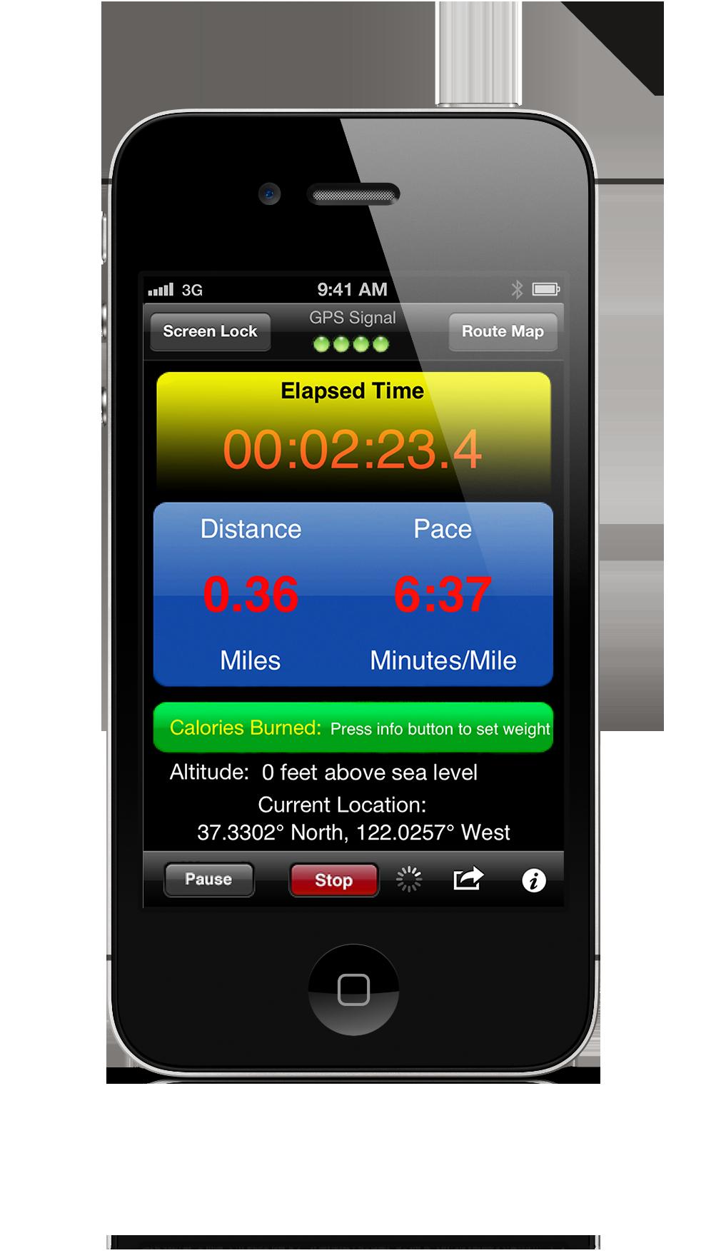 DistanceMeter